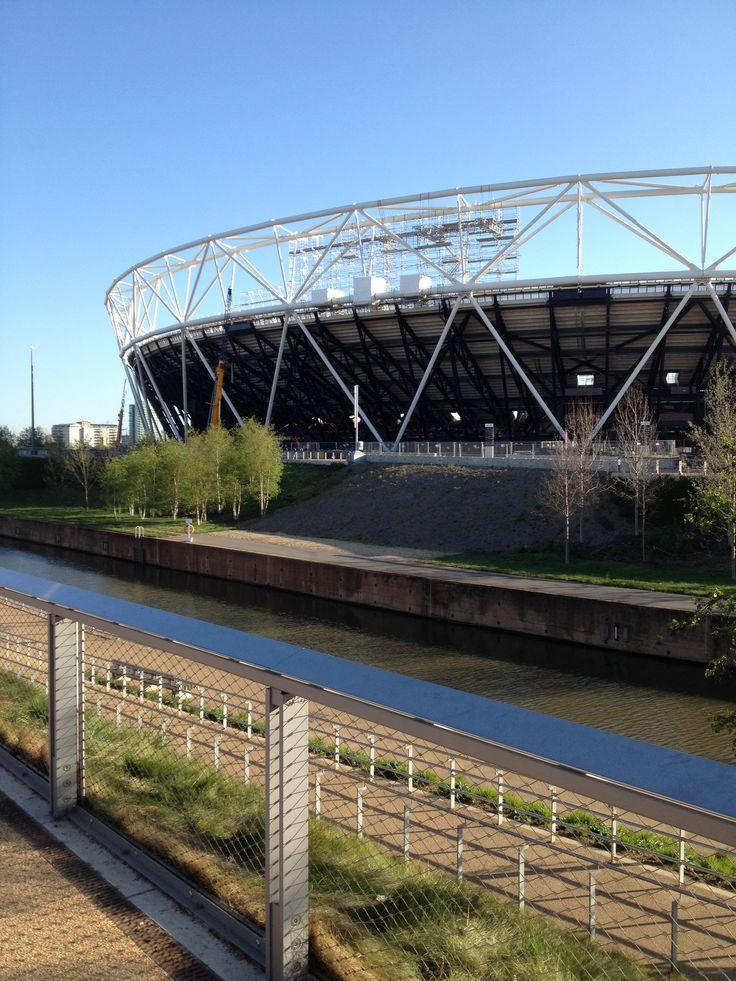 Queen Elizabeth Olympic Park, Stratford, London