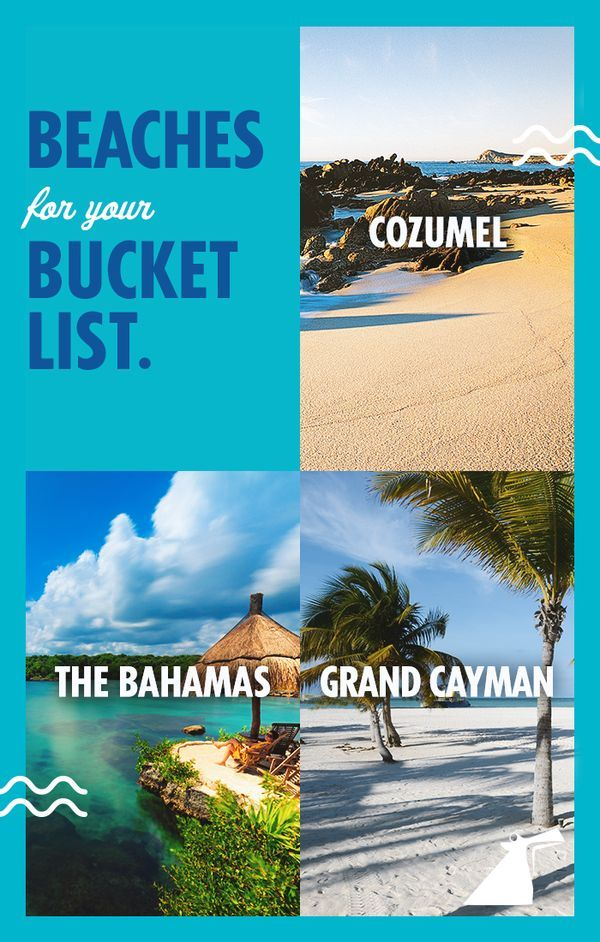 Book the ultimate beach vacation on a Carnival Cruise. Cross a bunch of beaches off your bucket list on a Carnival cruise vacation. Visit carnival.com to start planning now.
