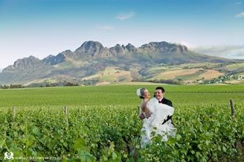 Stellenrust wedding