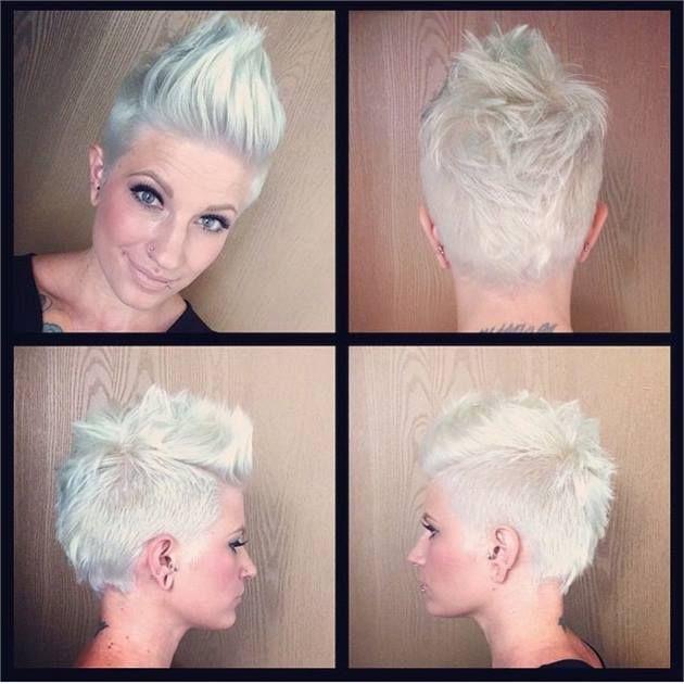 FORMULA: A Slice Of White - Hair Color - Modern Salon