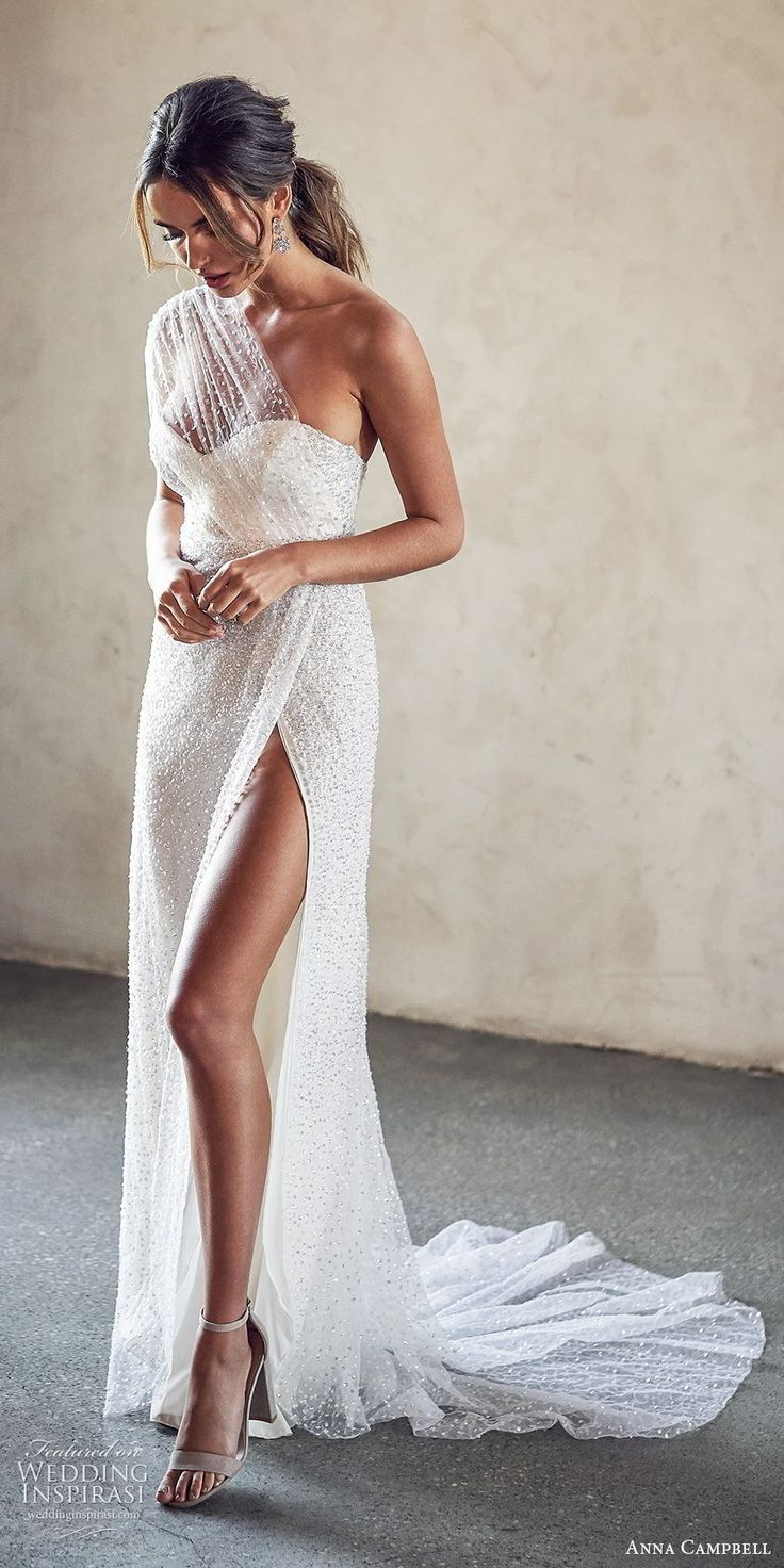 "Anna Campbell 2020 Wedding ceremony Attire — ""Lumière"" Bridal Assortment"