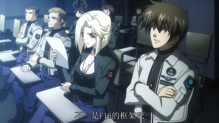 To apply finishing fourth dumpling - in hot pursuit of the Cross Muv-Luv ATE…