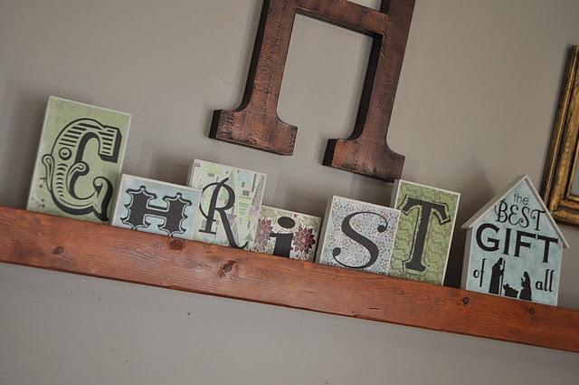 word blocks: Wood Block, Gift, Christmas Crafts, Christmas Blocks, Holiday Crafts, Wood Crafts, Craft Ideas, Christmas Ideas