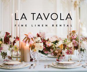 La Tavola Linen Rentals