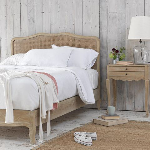 Weathered Oak Bed | Margot | Loaf -do super king at £895. showroom in London only