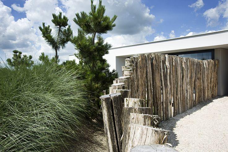 Strandtuin kamsteeg tuinen tuin pinterest garden for Garden fence features