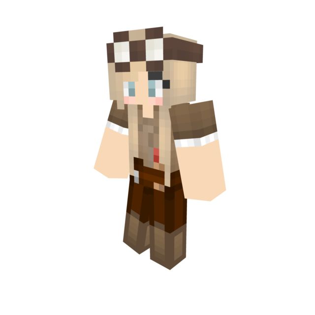 girl minecraft skins brown hair - Google Search