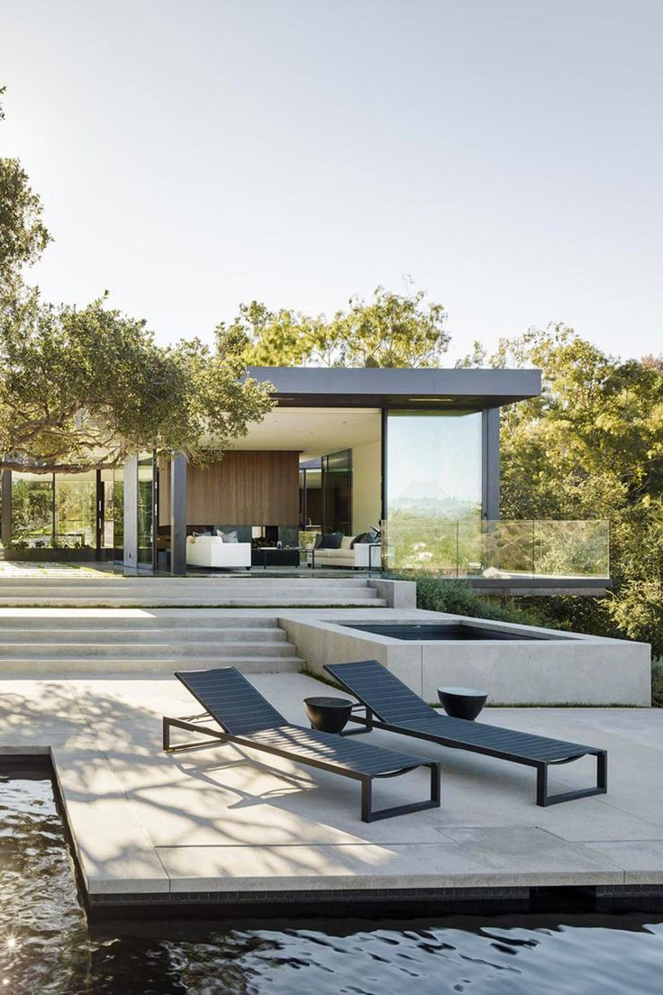 • Oak Pass House • Designed by Walker Workshop Post III / VII by ENVIBE.CO