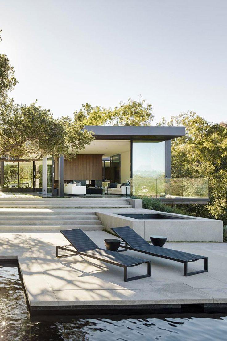 —  Oak Pass House