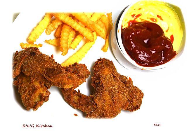 R'n'G Kitchen: Panierka do kurczaka