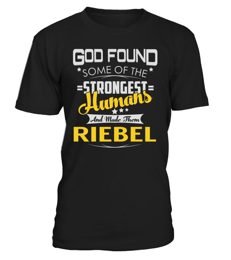 God Found Some of the Strongest Humans And Made Them RIEBEL #Riebel