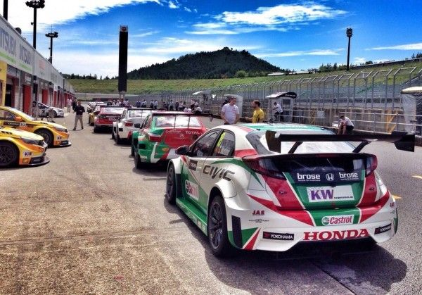 WTCC : A Motegi, les Honda Civic s'illustrent