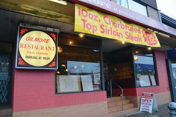 The Gilmore Restaurant in the heart of the Heights is closing up shop on Dec. 11 as owners Cecilia and Stephen Lee head off to retirement. The couple has run the cozy eatery for more than 21 years.