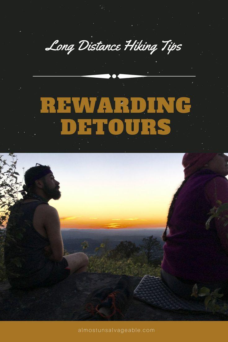 Some of best hiking memories come from taking detours. #digitalart #hiking #travelogue via @gabeburkhardt