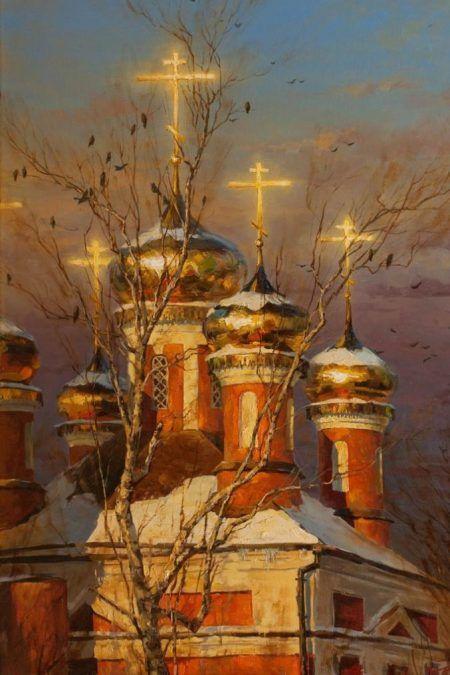 православная Русь картины – 25