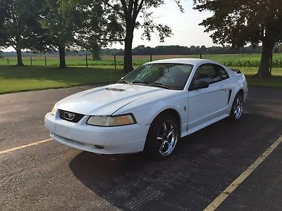 eBay: 2000 Ford Mustang 2000 Ford Mustang with subs and wheels #fordmustang #ford