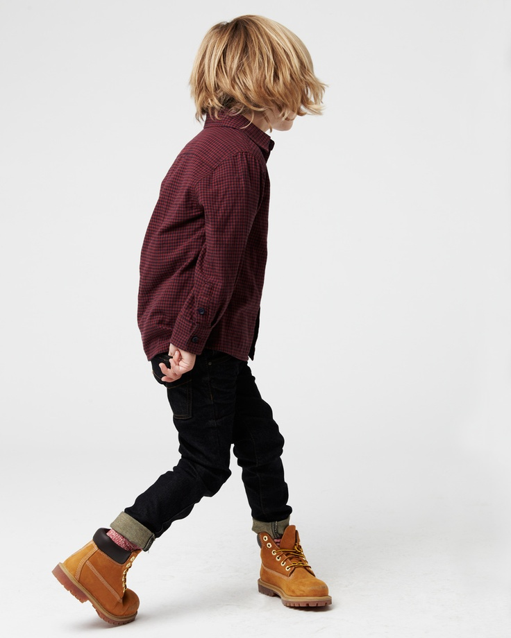 the TURNER l/s shirt, available in ages 3 - 14. the DENIM SKATER SKINNY jean in blue raw, available in ages 3 - 14. www.industriekids.com.au