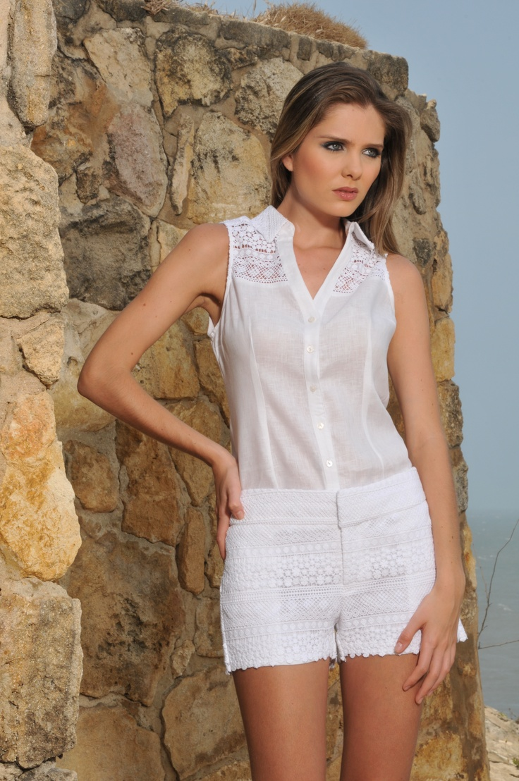 Outfit Blanco / White Outfit Color Wear