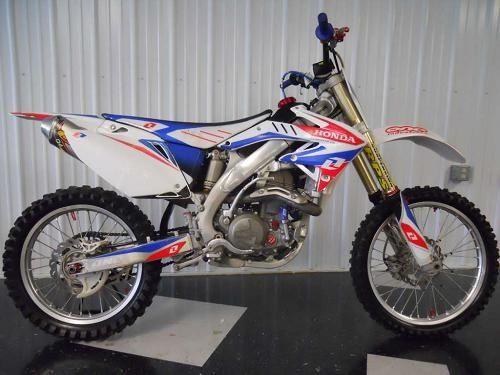 52 best atv images on pinterest custom motorcycles dreams and 2007 honda crf 450r fandeluxe Gallery