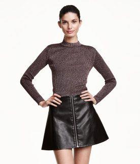 Ladies   Cardigans & Sweaters   Turtlenecks   H&M US