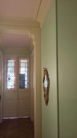 Appartement haussmannien : Atelier Solène Daoudal