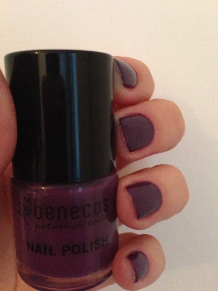 Smalto Benecos delicious violet