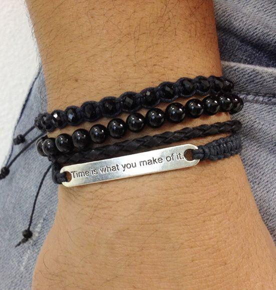 Bracelets shamballas onix men moda fashion style lifestyle bracelet bracelets pulseira pulseiras shambala shambalas shamballa shamballas macrame bijuteria bijuterias jewelry beads friendship friendshipbracelets acessorios pulseirashambala pulseirismo artesanato estilo