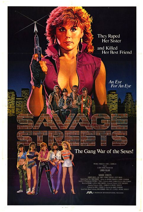 Savage Streets Linda Blair - https://johnrieber.com/2016/06/16/linda-blairs-head-spinning-photo-shoots-from-exorcist-to-explicit-tv-movie-born-yesterday/