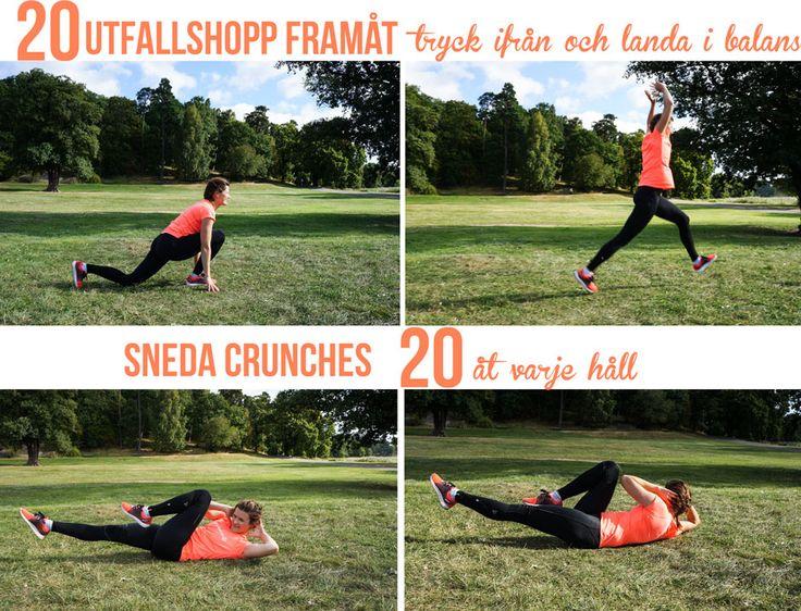 Löpstyrka – styrketräning för löpare