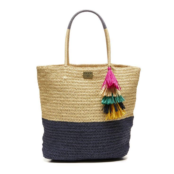 VIDA Tote Bag - Mountain Daisy Treasure by VIDA WuUBOHG