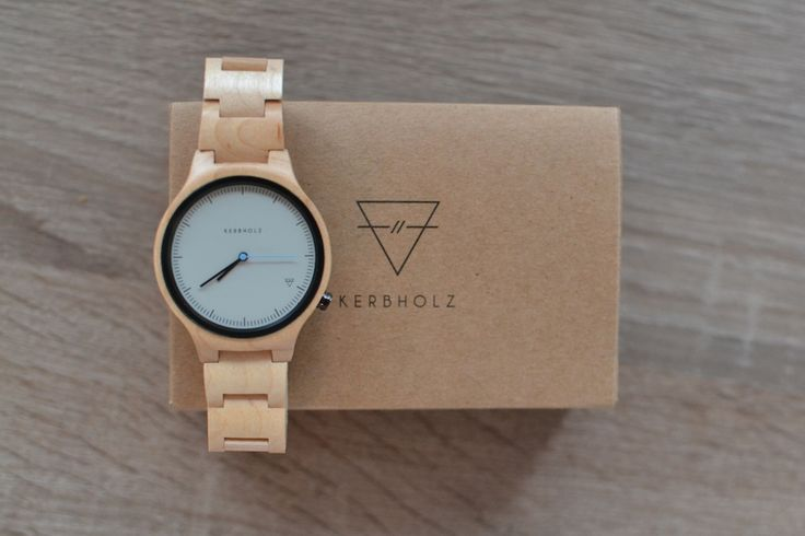 Kerbholz wooden watches