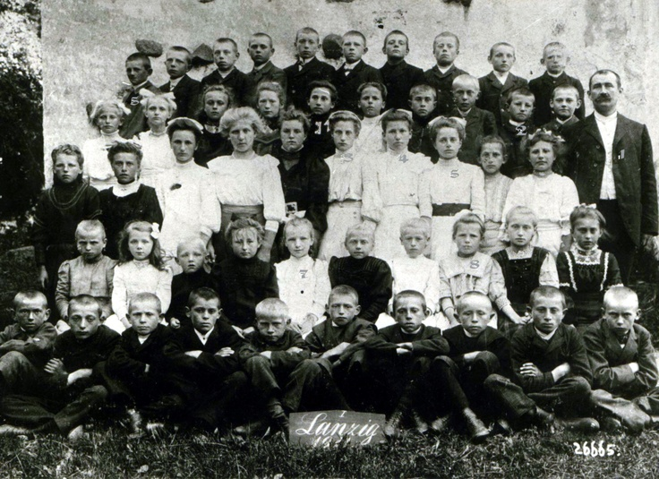 Lanzig /Schlawe 1911