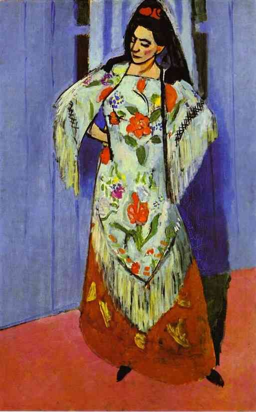 Henri  Matisse nos muestra su mundo encantado por la magia orientalista y el impacto que la visita a España tuvo en su producción artística.