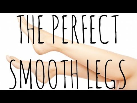 ▶ How to Get Perfect Legs - Silky Smooth Legs Recipe THIS IS THE BEST REMEDY FOR DRY LEGS AND INGROWN HAIRS I HAVE EVER SEEN! I USE IT EVERY TIME I SHAVE! ONLY THREE INGREDIENTS.