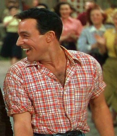 Gene Kelly - what a great smile! (Summer Stock)