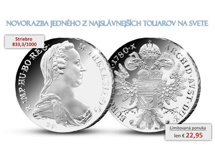 Toliar Márie Terézie - Austrian Mint