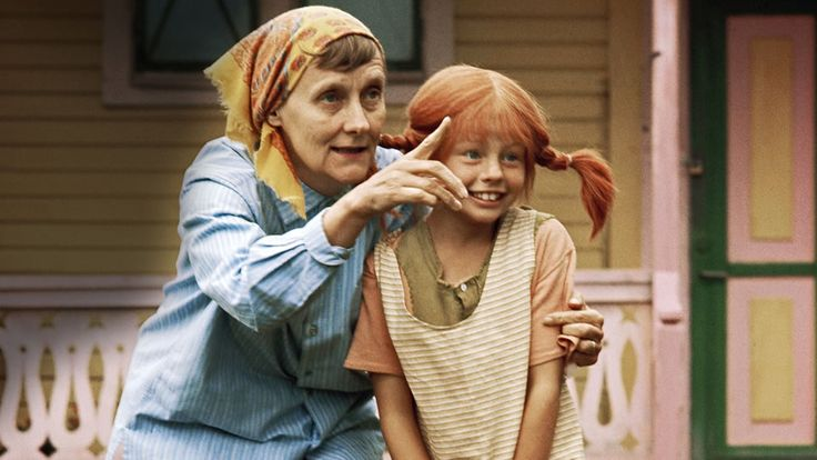 Astrid and Pippi forever!