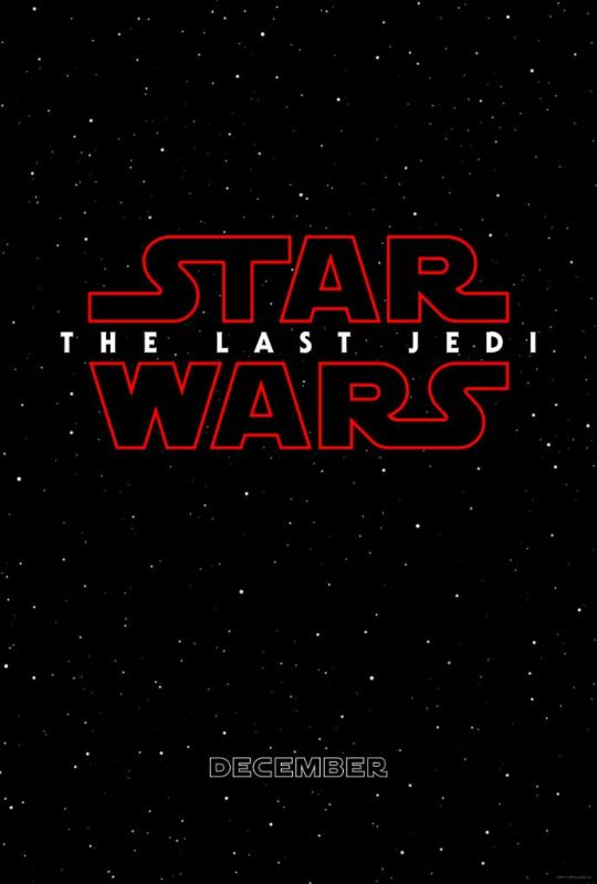 Official Title released for Star Wars: Episode VIII!