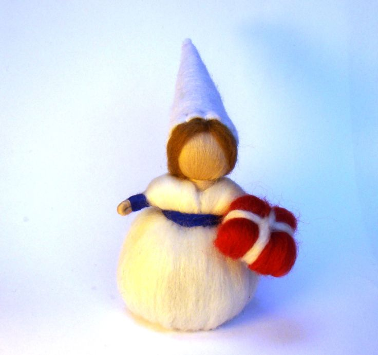 felted kindness elf, waldorf gnome doll, christmas elf felted, wool fairy doll, wool pixie girl, kindness elf doll, merino dolls, elve pixie by elfkendalfairies on Etsy