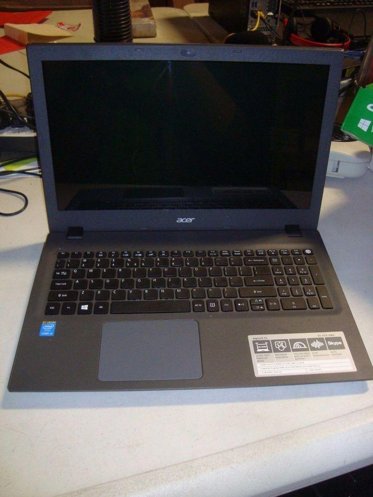 """Acer ASPIRE E5-573-39k5 Laptop Intel i3-4005U 2Ghz 4GB RAM 1TB HDD 15"""""""