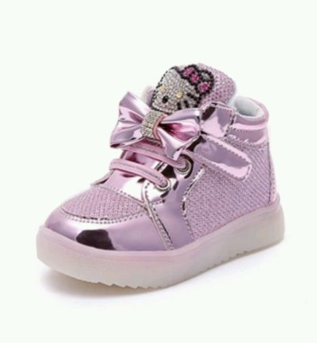 Basket-led-chaussures-Led-Hello-kitty-enfant