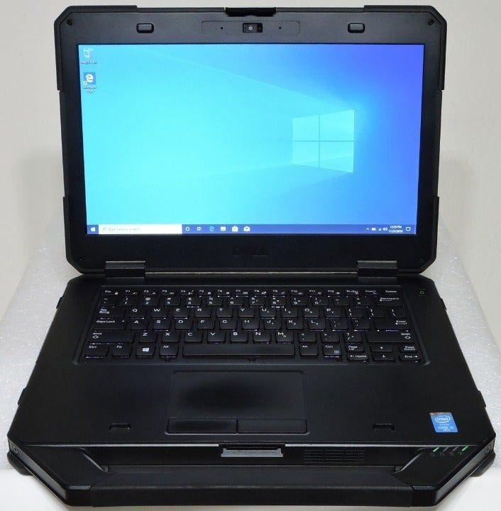 Dell Rugged 14 Hd Intel I5 Ssd 8gb Ddr3 Mercari Ssd 8gb Intel