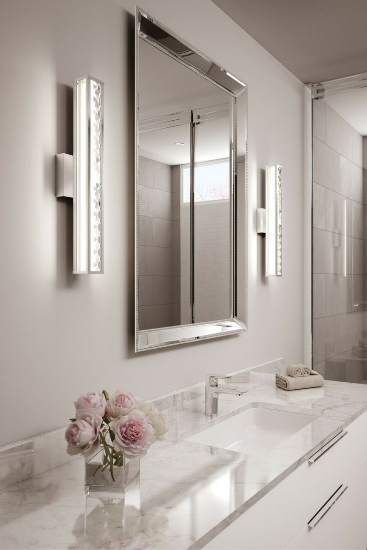 116 best Bathroom Lighting Ideas images on Pinterest | Bathroom ...