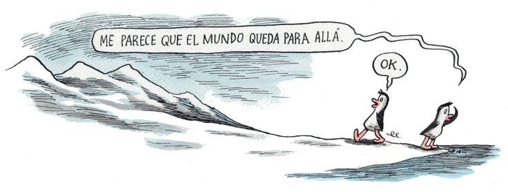 Liniers. Pinguinos