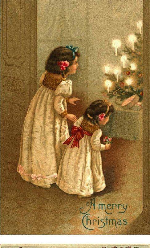 Old Fashioned Christmas Stocking