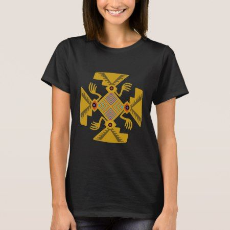Peruvian Spirits Inca Tribal T-shirt - tap to personalize and get Yours