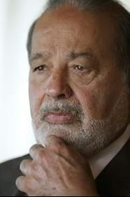 Carlos Slim Helu & family -73 billion