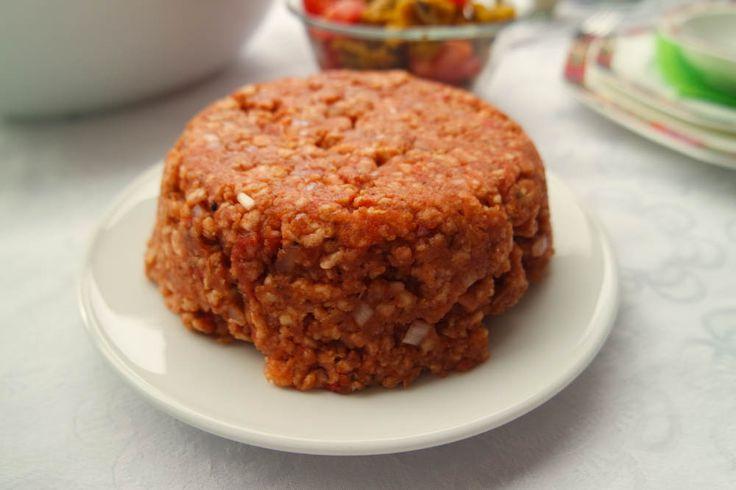 Vegan Brunch brunchrezepte für vegane Brotaufstriche veganes Mett