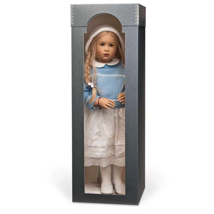 Wonderful Preserve The Value Of Your Doll Collection For Generations To Come With Our  Gaylord Archival® 18 Designer Doll Box With Arched Window.