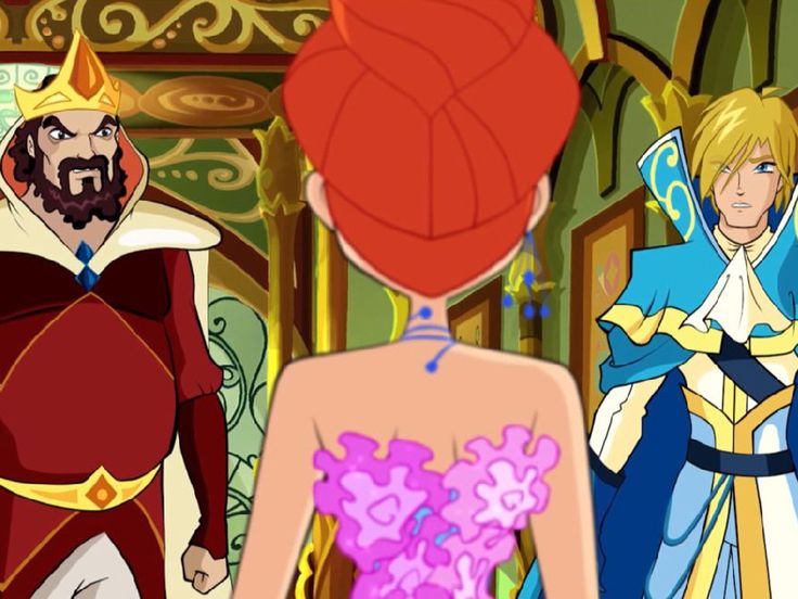 Winx Club And TVs